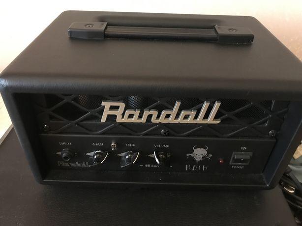 Продам ламповую хайгейн голову Randall RD1H Diavlo ( РЕЗЕРВ)
