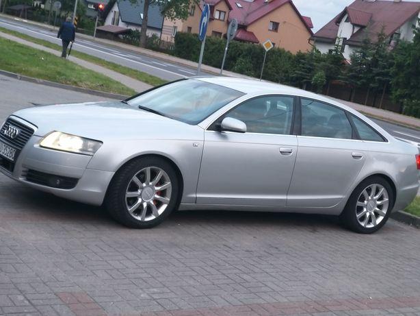Audi a6 c6 2004r. 3.0tdi 224km quattro automat
