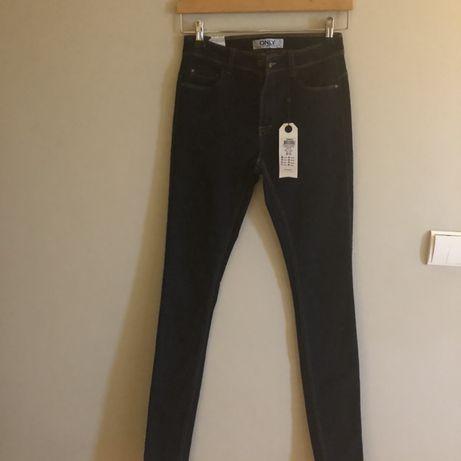 Damskie jeansy Olny M nowe z metką