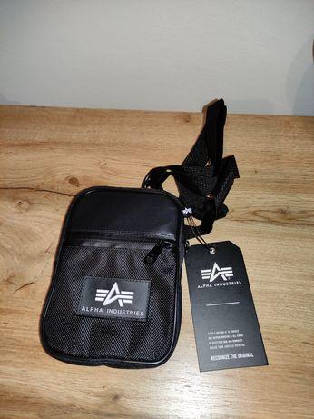 Saszetka/torba na ramię Alpha Industries