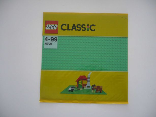 Lego Base Verde 25x25