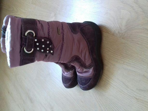 Сапожки зимові чоботи Kapika