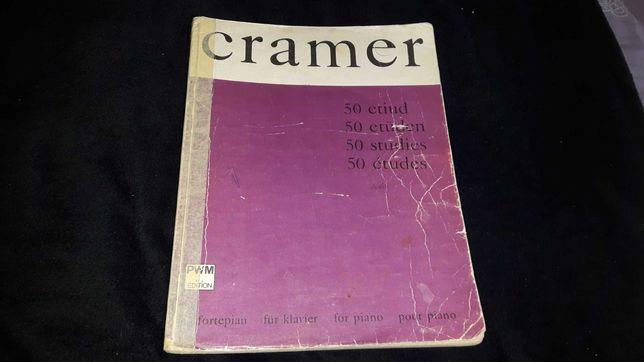 Johann Baptist Cramer 50 ETIUD NA FORTEPIAN NUTY