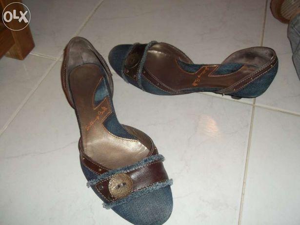 Sapatos ganga