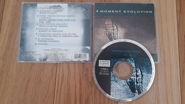 Moment Evolution 1995 r. Jazz Tumidajewicz, Rajchert, Domarski - KOCH