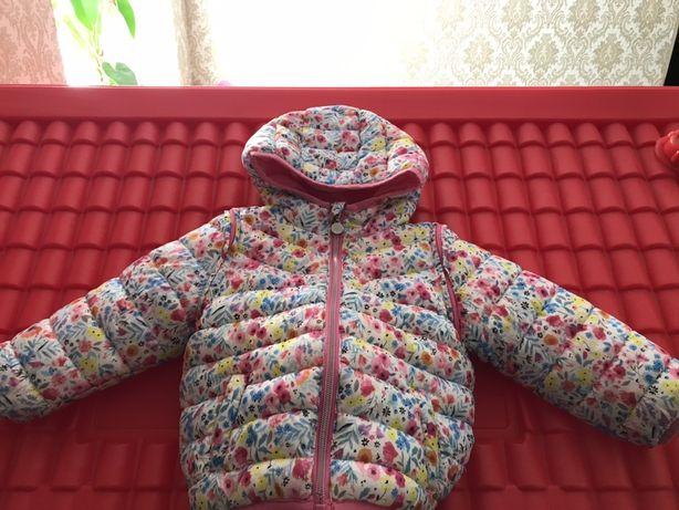 Куртка (12-18м)для девочки «Blukids»