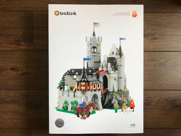 UNIKAT LEGO BrickLink Wielki Zamek Rycerski Loewenstein - NOWE