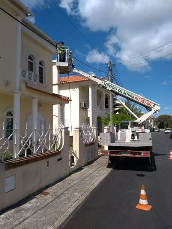 ALUGUER de Barquinha - Plataforma elevatória 15 metros de altura