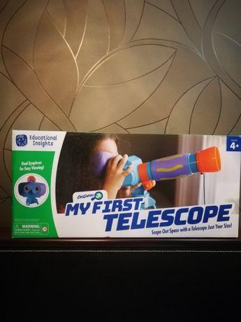 Игрушка Educational Insights Геосафари Мой первый телескоп