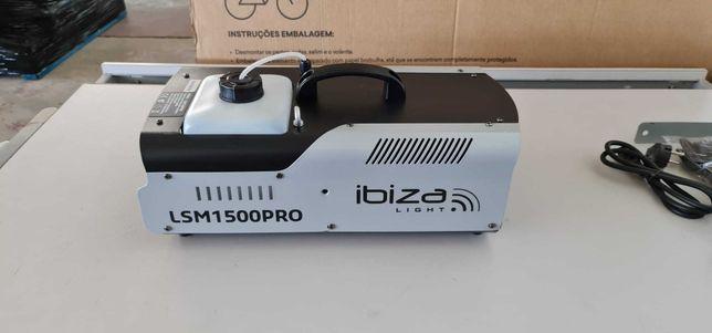 Maquina de Fumos Ibiza LSM1500PRO