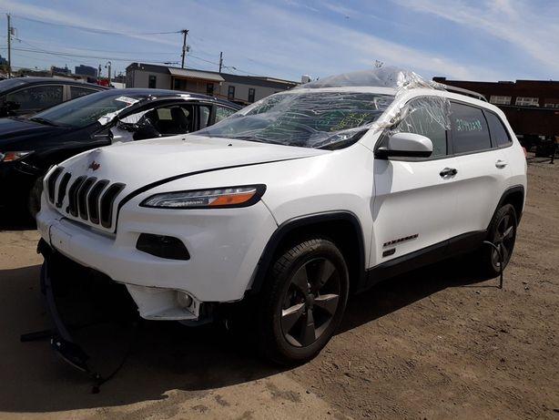 Jeep Cherokee kl разборка на запчасти в наличии