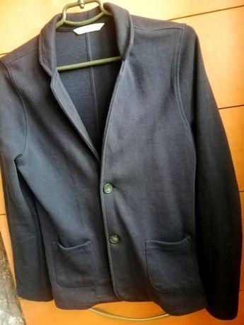 Трикотажный пиджак Mango