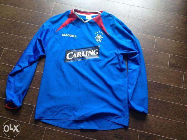 Camisola de Futebol do Glasgow Rangers - Escócia
