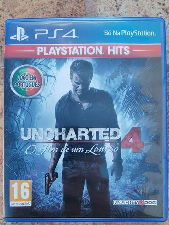 Vende-se Uncharted 4