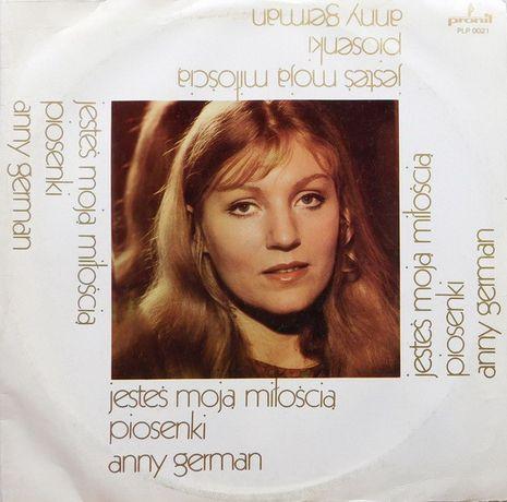 Płyta winylowa Anna German – Jesteś Moją Miłością