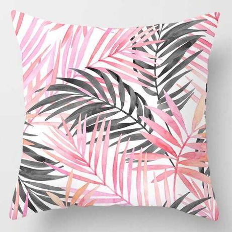 Ярко-розовые  подушки современная мода Nordic