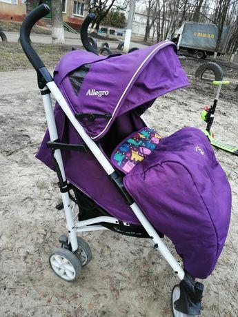 Продам коляску трость CARRELLO Allegro в отличном состоянии