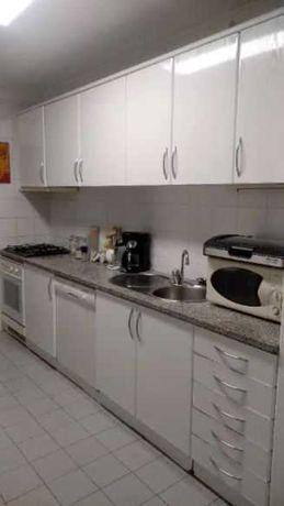 Móveis - cozinha branca completa