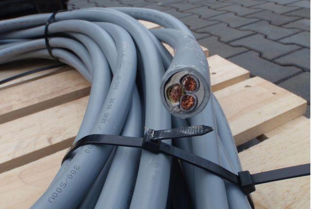 Kabel, Przewód Linka 3x16 (odcinek 60 mb) NOWY