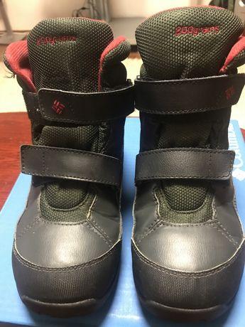 Ботинки детские Columbia размер 37,5