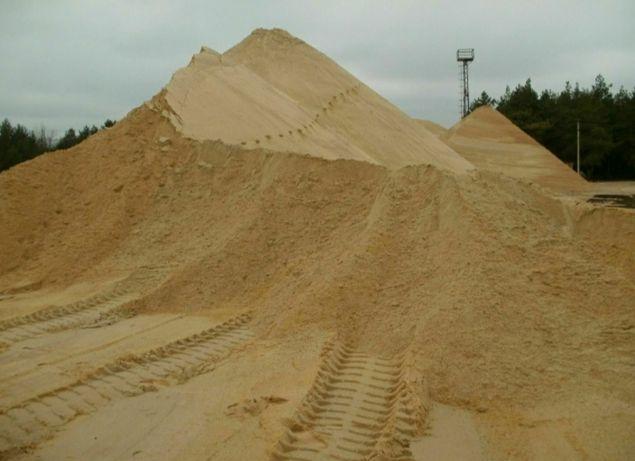 Щебень, песок, отсев, цемент, уборка СНЕГА