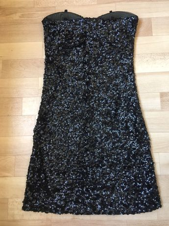 Платье в пайетках 46-48р