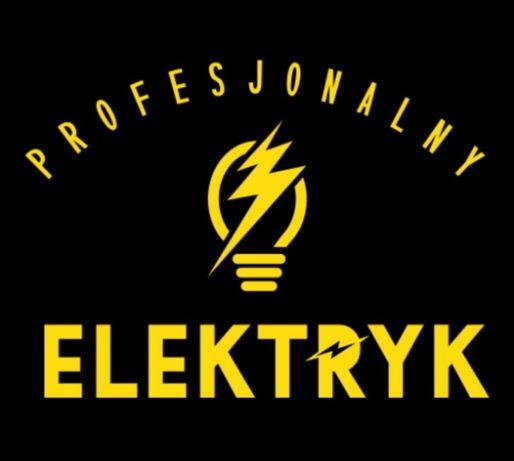 Elektryk usługi elektryczne 24h instalacje rozbudowa wymiana