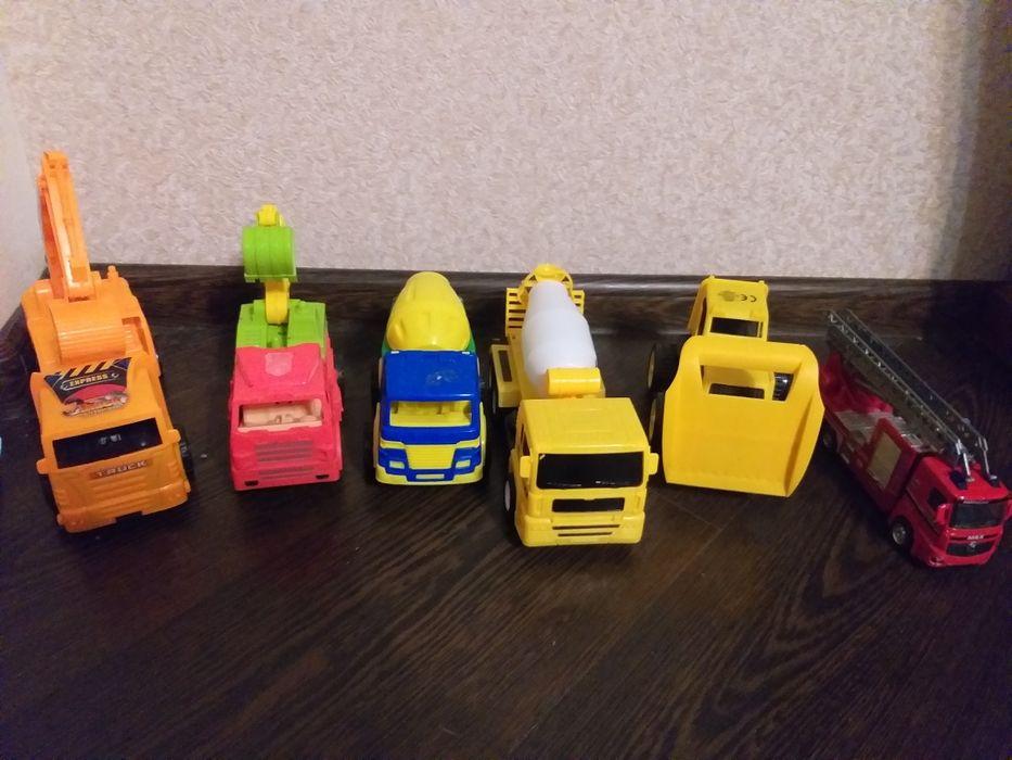 Машинки дитячі в нормальному стані Обухов - изображение 1