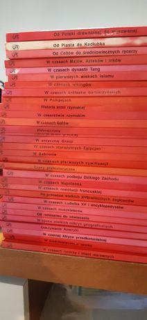 Książki czerwona seria