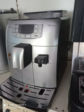 Кофемашина SAECO intelia one touch cappuccino