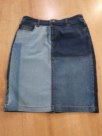Spódnica jeansowa Reserved r. 36