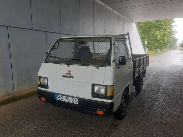 Mitsubishi L300 caixa aberta para venda ou troca