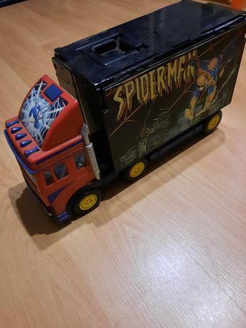 Camião do Spider Man - homem aranha