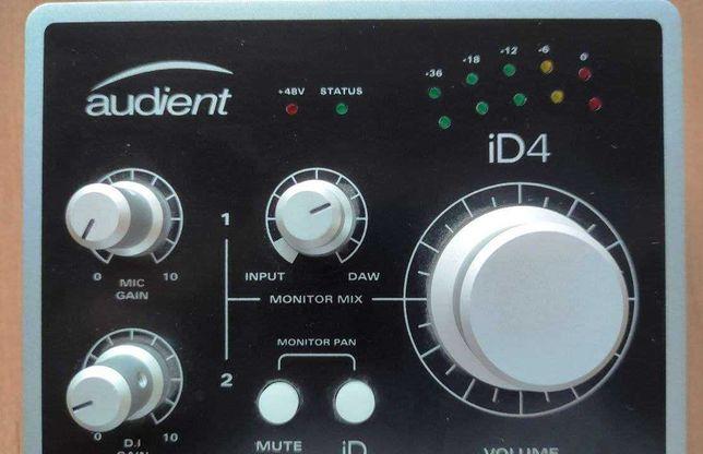 Звуковая карта Audient iD4