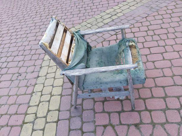 Fotel do renowacj