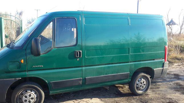 2006г.в микроавтобус грузовой 2,0 HDI