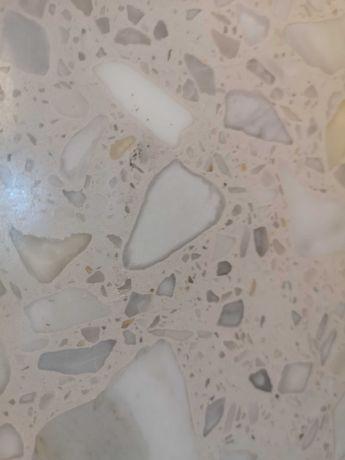 Konglomerat marmurowy Calacata 2 cm używany stan dobry