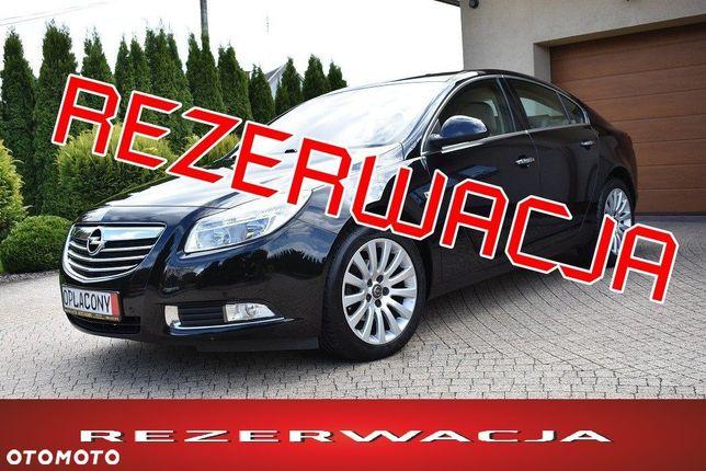 Opel Insignia 2.0 Diesel Skóry Nawigacja Czujniki Parkowania /Opłacona !!!