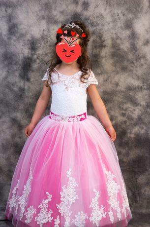 Очень красивое! Пышное нарядное платье, пишне плаття