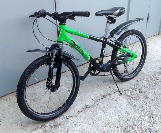 Алюминиевый велосипед Avanti Turbo 20