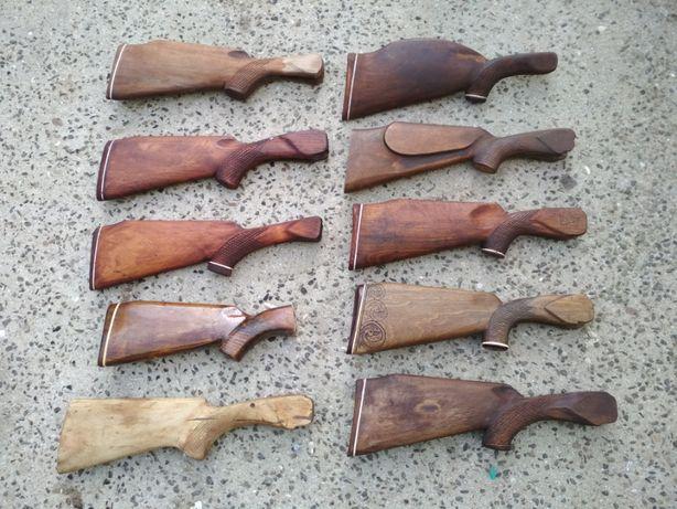 Изготовление и продажа прикладов для охотничих ружей
