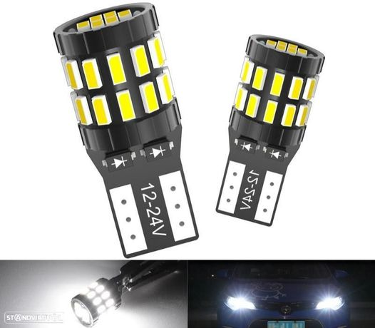 LÂMPADA LED CANBUS H-POWER W5W / T10