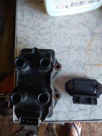 Катушка, коммутатор для Пежо 605  2.0 инжектор 8кл