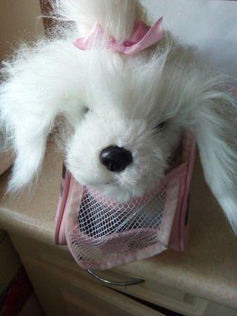 Продам игрушку сумку с собачкой