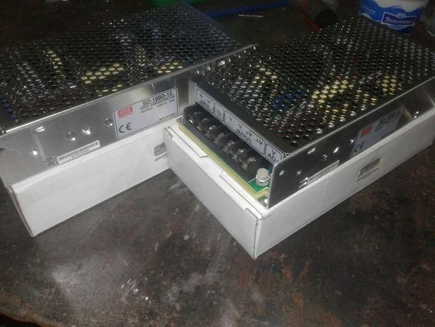 блок питания постоянного тока 96-12В понижающий DC-DC преобразователь