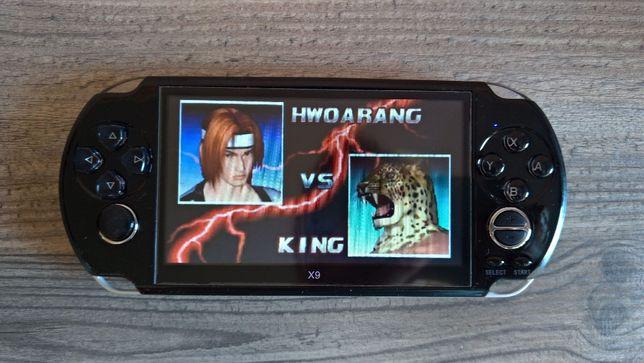 Игровая приставка консоль X9 Psp 5,1 дюйма экран Нинтендо, ГеймБой, Se