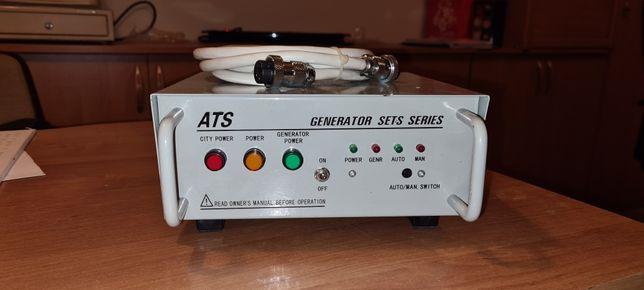 Generator sets series ATS.