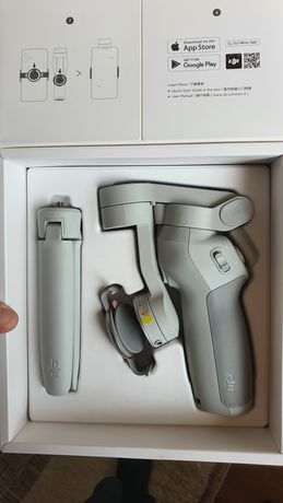 DJI OM 4 OSMO MOBILE NEW Стабилизатор для телефона 3