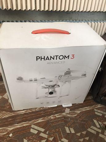Коробка dji phantom 3