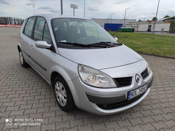 Renault Scenic 2007 rok 1,6 102KM LIFT